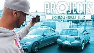 JP Performance - Das Diesel Projekt | Eingangsmessung! | Teil 2