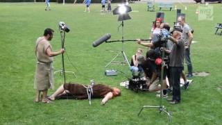 Professionelle Filmcrew aus Oldenburg produziert Kurzfilm mit Kindern und Schauspielern