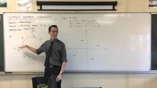 Complex Numbers as Points (4 of 4: Second Multiplication Example)