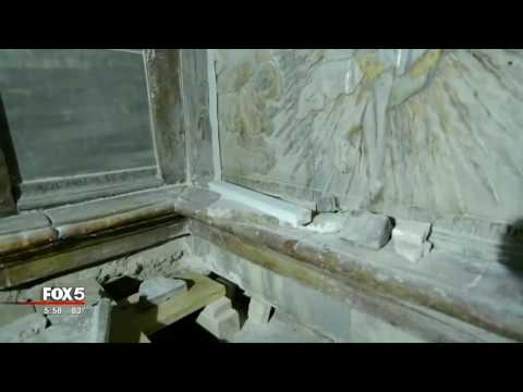 Experts uncover hidden layers of Jesus' tomb site