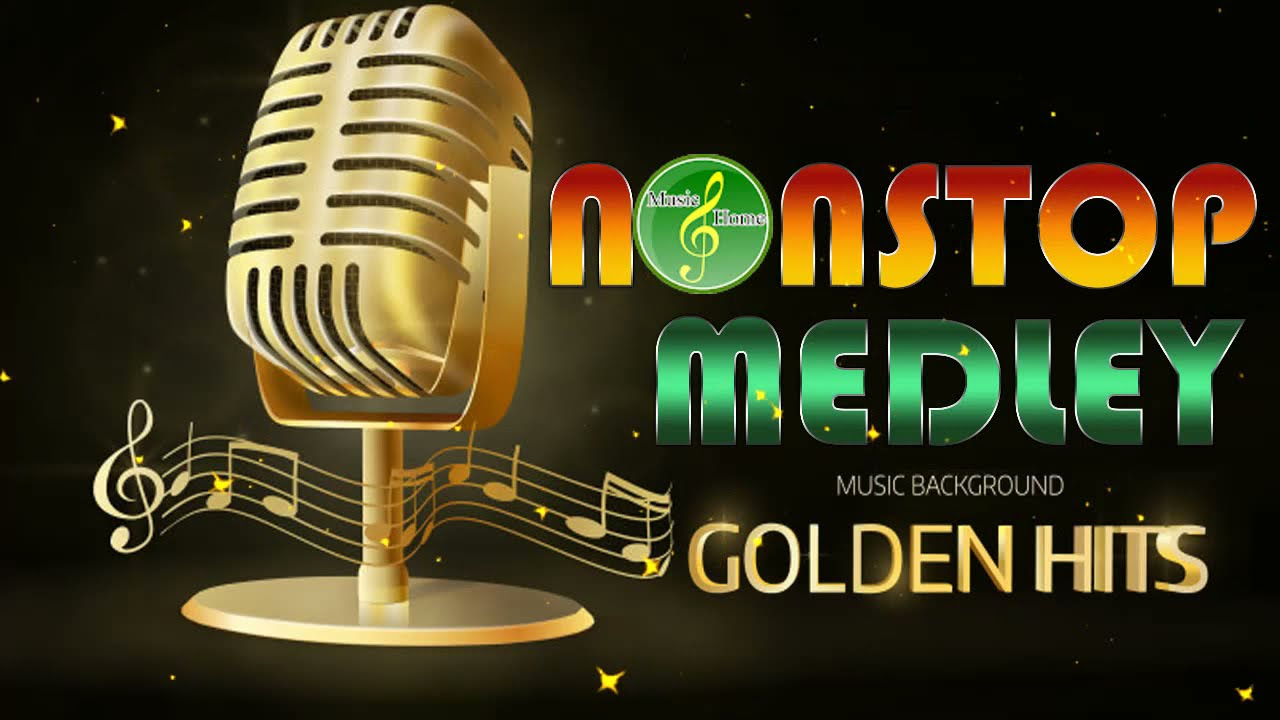 Non Stop Medley Love Songs 80 S 90 S Playlist Golden Hits Oldies But Goodies Youtube