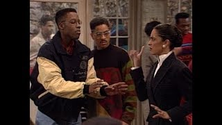 A Different World: 5x07 - Kim turns into a complete diva