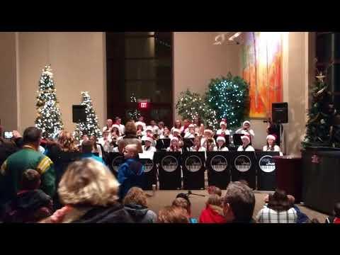 West De Pere Middle School Holiday Concert 2017
