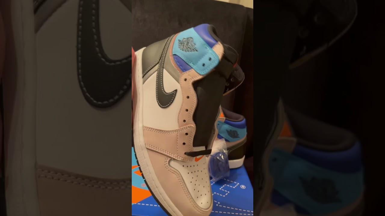 Download Jordan 1 retro high OG prototype mutlicolor