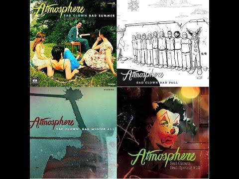 Atmosphere Fishing Blues Full Album Stream 360 Video