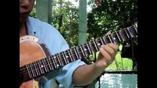 Tự học đàn ghi ta cổ Phụng Hoàng 12 Câu