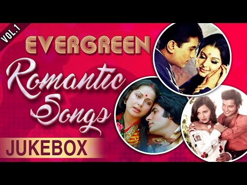 Evergreen Romantic Love Song - Vol 1 | Old Hindi Songs Jukebox