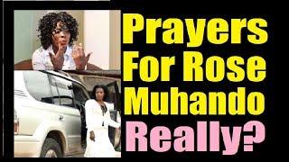 Rose Muhando Drama: Stage-Managed Or Real?
