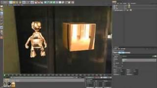 C4D小技巧64 CINEMA 4D逼真的金屬材質