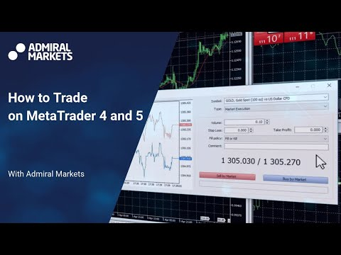 how-to-trade-on-metatrader-4-and-5-|-forex-trading-tutorial