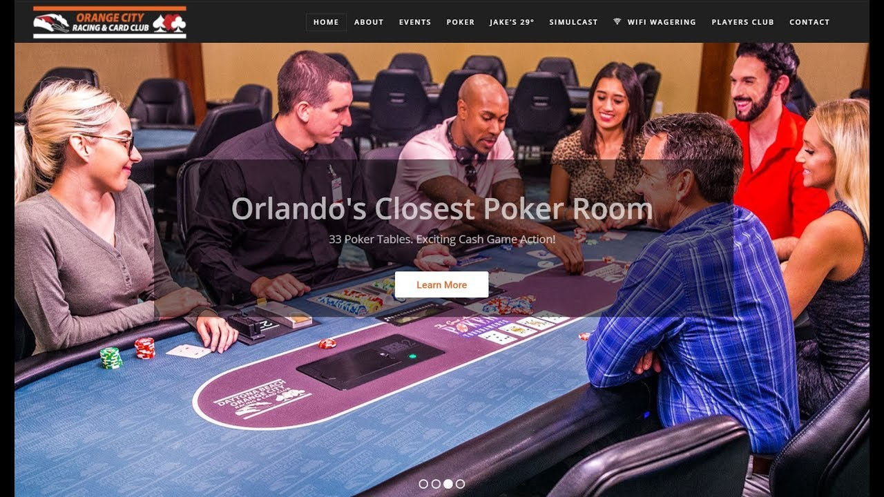 Poker rooms closest to orlando ti casino poker room