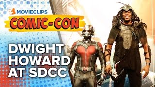 Dwight Howard Undercover At SDCC - Comic-Con (2015) HD