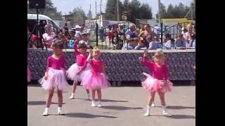 танец маленьких деток