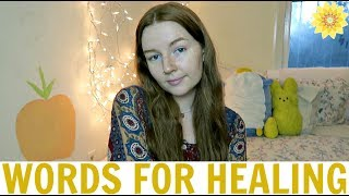 HEALING EMOTIONAL WOUNDS | BIG SIS ADVICE | MEGHAN HUGHES