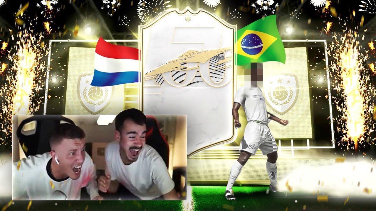 OMGG! 2 ICONS in 30 MINUTEN 😱🔥 FIFA 21 : BEST OF BLACK ...