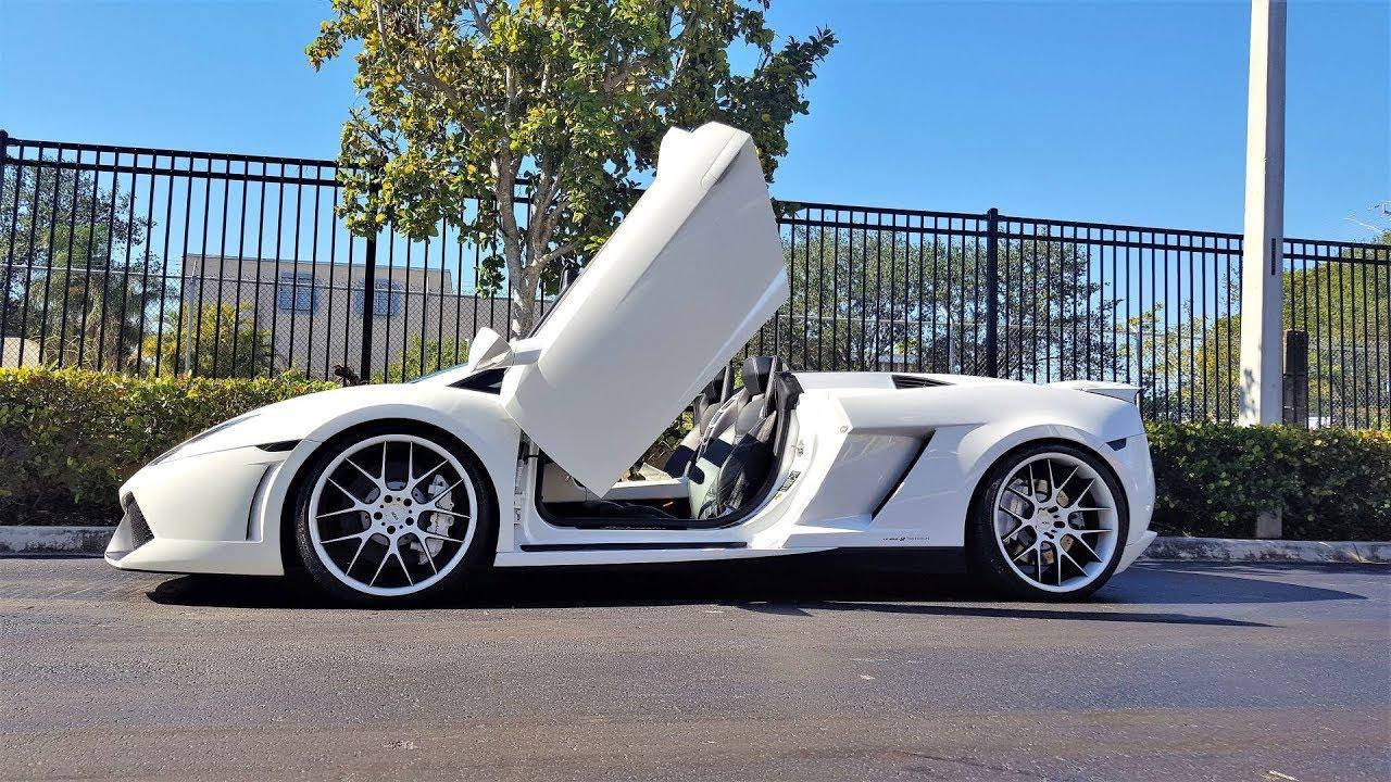 Lamborghini Gallardo Lp 550 2 Spyder Ts5 Edition Interior Exterior