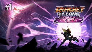 Twitch Livestream | Ratchet & Clank: Into the Nexus Part 1 [PS3]