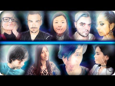 YOUTUBERS HISPANOS EN JAPÓN REUNIÓN   Sandyael, La esponesa, Gizmo, Riken, Debitto, Natty   Ryojuli