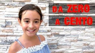 Da Zero a Cento - Baby K - Sofia Del Baldo Cover - KaraSofy -