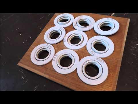DIY 9000 Lumen Lightbox Project