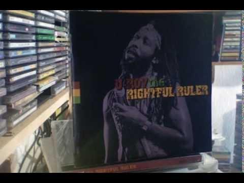 U Roy : Whatt is Catty (aka Big Boy and Teacher )CD - Rightfull Ruler RECALL2CD