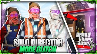 GTA 5 SOLO DIRECTOR MODE GLITCH 1.50! (XBOX/PS4/PC) GTA 5 Clothing Glitches!