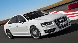 Ауди S8 2013 Седан (Audi S8) внешний вид автомобиля