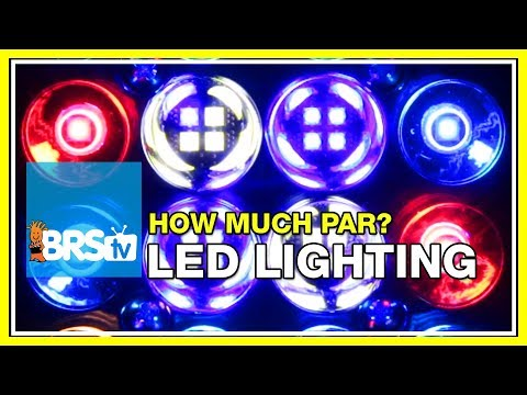 Week 21: LED Reef Lighting: Tuning PAR, spread, and spectrum   52 Weeks of Reefing #BRS160