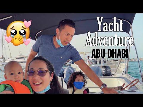 The Emirates Palace Marina   Yacht Adventure In Abu Dhabi   Fishing in Abu Dhabi