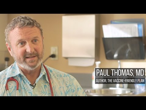Paul Thomas, MD- Vaccine Friendly Plan
