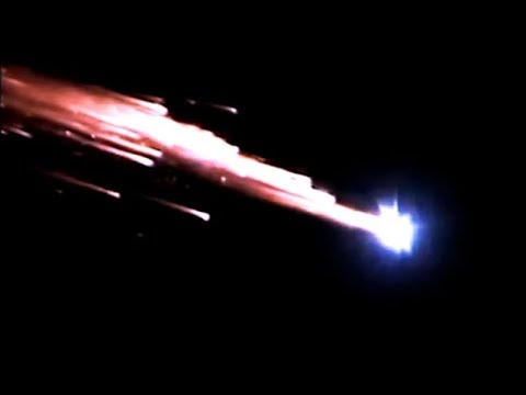 Chinese Space Station Fall All Over Earth Tiangong-1 Crash Re Entry Fireballs Caught On Video
