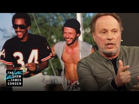 Young, Ripped Billy Crystal's First Action Scene