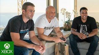 Vin Diesel Xbox Game Pass Challenge HIGHLIGHTS