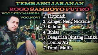 Kumpulan lagu Jaranan ROGO SAMBOYO PUTRO Siman 2019