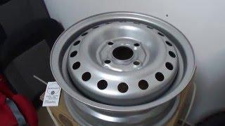 Стальные диски R13 для Hyundai Accent