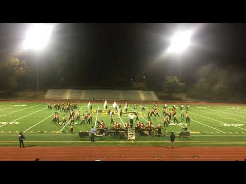 Vintage High School Marching Band 2017 Feste Del Mar