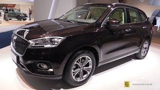 2018 Borgward BX7 - Exterior and Interior Walkaround - 2017 Frankfurt Auto Show