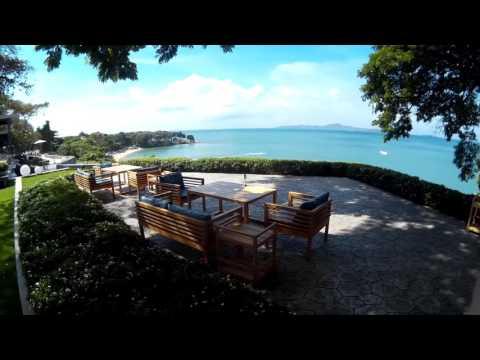 Обзор отеля Cosy Beach Паттайя Таиланд 2015 Pattaya Thailand