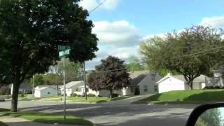 UFO sighting in Cedar Rapids Iowa