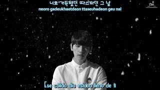 BAEK HYUN & K.WILL - THE DAY MV [ Sub Español /Rom/Han]