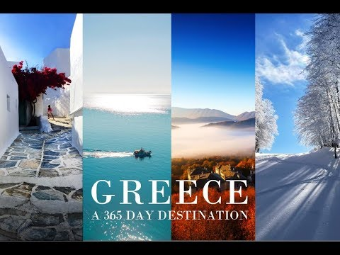 Visit Greece | Greece – A 365-Day Destination (English)