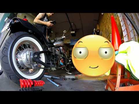 Exhaust Mod on Honda Shadow TUTORIAL | Distinct Lifestyle Filmz thumbnail