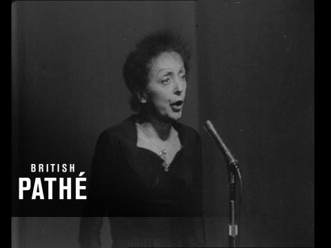 Edith Piaf Tribute (1963)