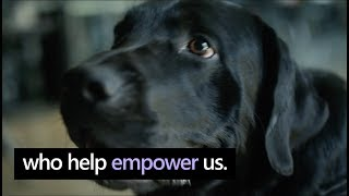 Invent what's next: empowering service animals