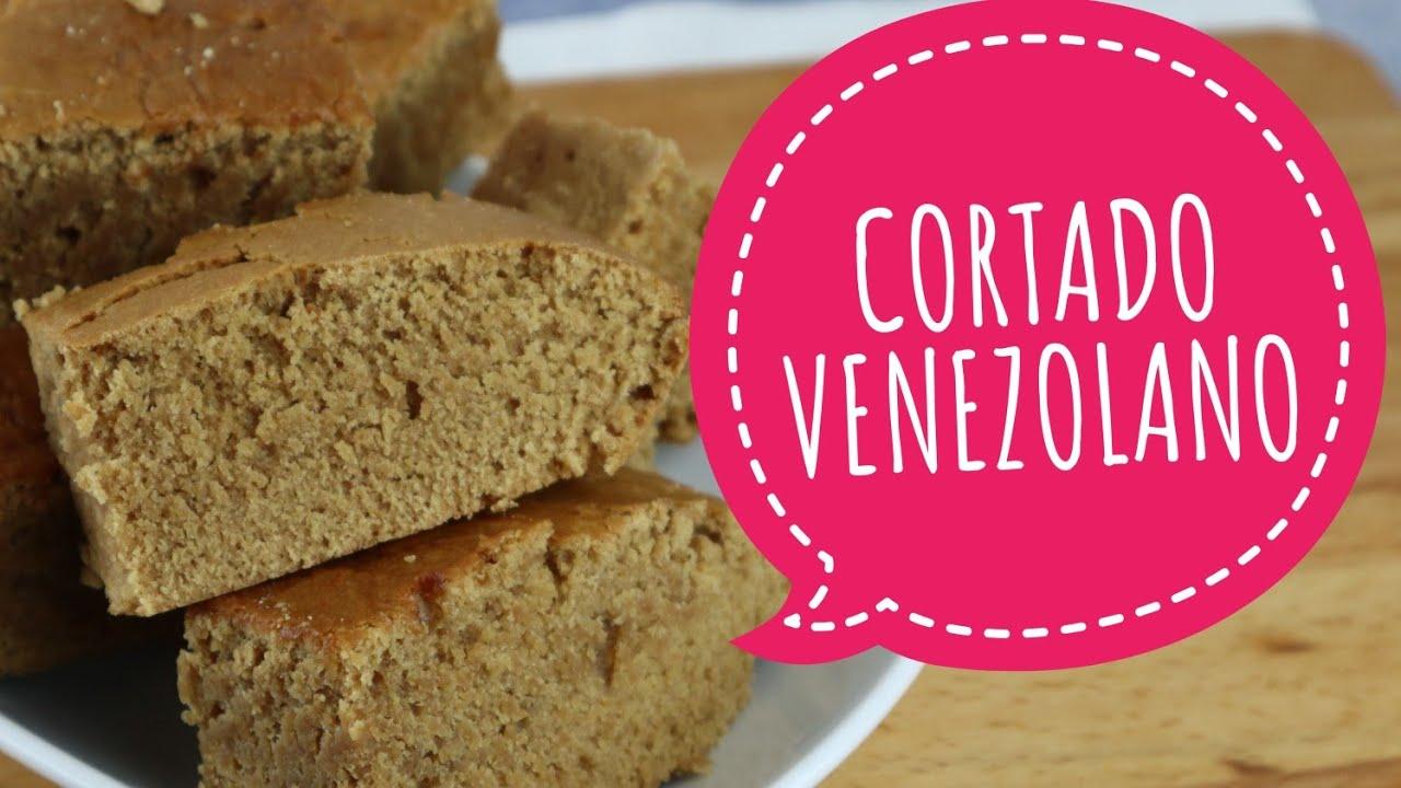 CORTADO VENEZOLANO / Torta de Papelón o Panela / Fácil Receta Venezolana