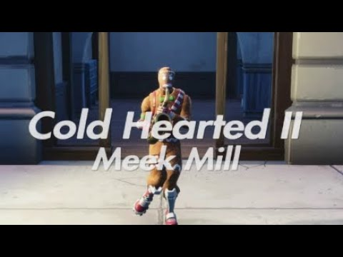 Cold Hearted II Fortnite Montage!!!!