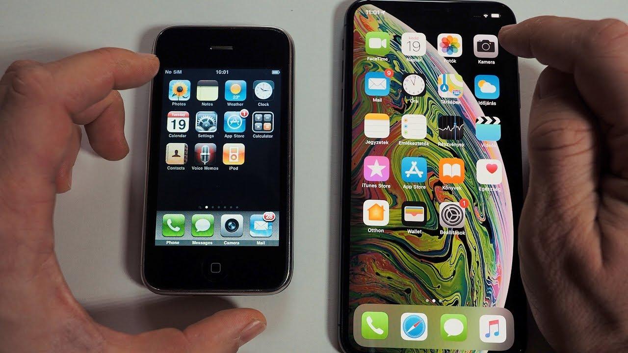 A LEGELSŐ iPhone a LEGÚJABB ELLEN! S03E23