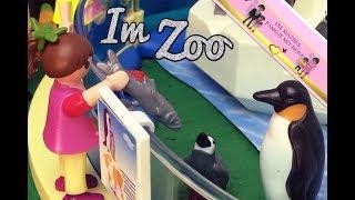 Hurra, wir gehen in den Zoo - Playmobilfilm auf deutsch - Folge 78