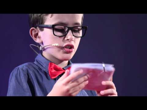 How little people can make a big difference | Charlie Cooper | TEDxJCUCairns