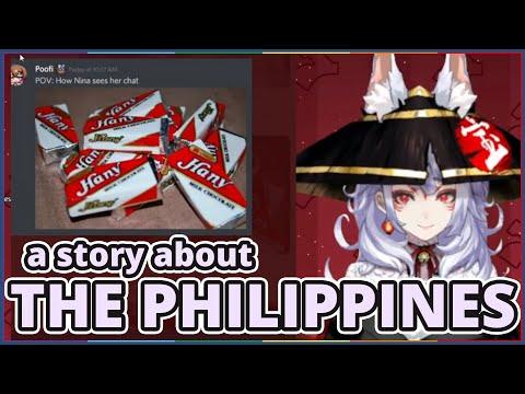 [NIJISANJI EN] when the vtuber mentions the Philippines